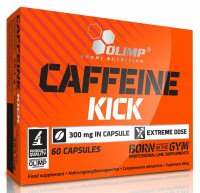 OLIMP Caffeine kick 60