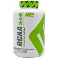 BCAA Muscle Pharm BCAA 3:1:2 240 капс.