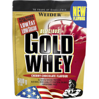 Протеин Weider Gold Whey 500 г.