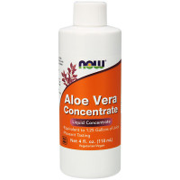 NOW Aloe Vera Concentrate 118 мл