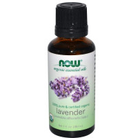 Масло лаванды NOW. Oil Lavender 30 Мл.